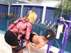 Collegues baisent dans salle de musculation! - photo N°1